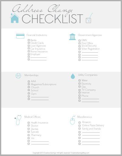 25+ best ideas about New house checklist on Pinterest