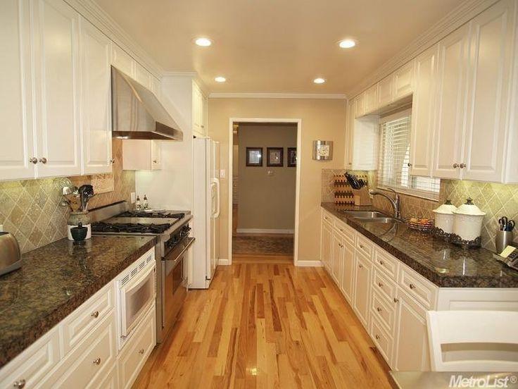 kitchen pot rack buffet with hutch contemporary stonemark granite-granite ...