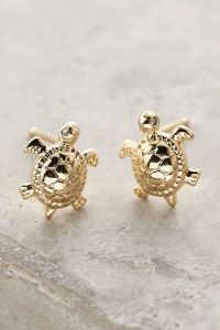 1000+ ideas about Turtle Earrings on Pinterest | Silver ...
