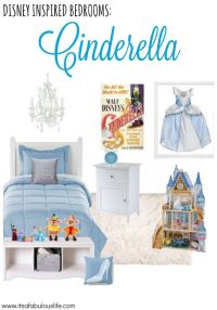 17 Best ideas about Cinderella Bedroom on Pinterest
