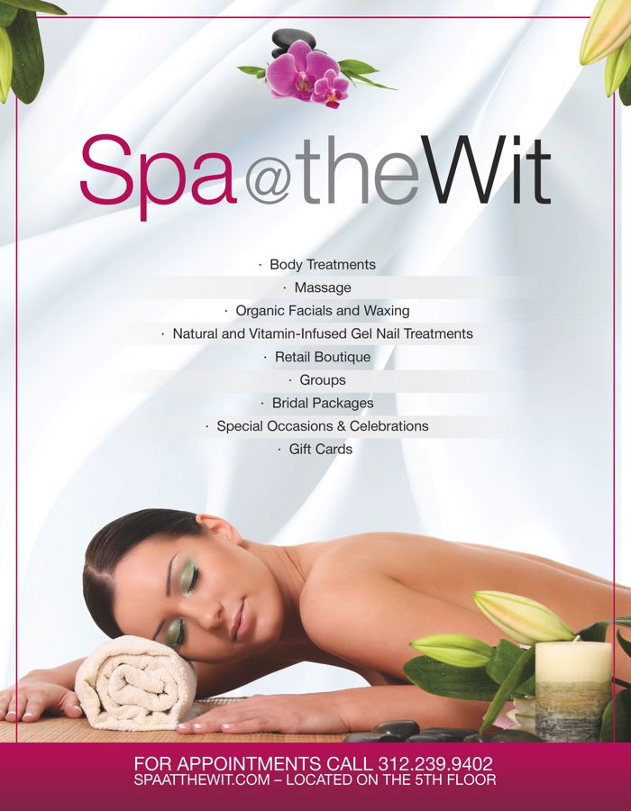 42 best images about SPA ad flyer on Pinterest  Massage Behance and Beauty spa