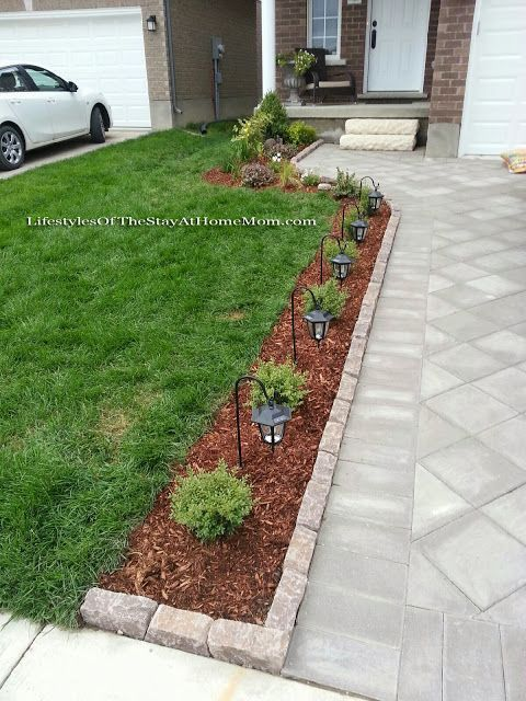 25 Best Ideas About Driveway Landscaping On Pinterest Sidewalk