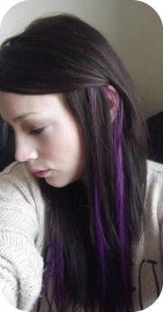 1000 ideas pink hair streaks