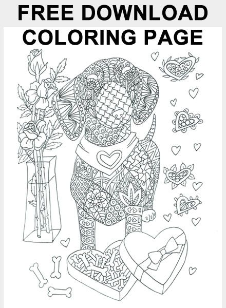 Mobile/adult Coloring Pages Dachshund Coloring Pages