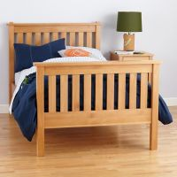 The Land of Nod | Kids' Beds: Kids Natural Simple Bed in ...