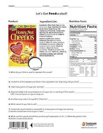 Worksheets for kids, Nutrition and Worksheets on Pinterest