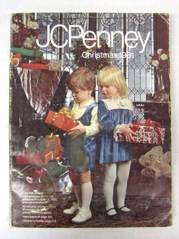 1987 Jcpenney Wish Book
