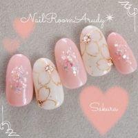 Best 20+ Cherry Blossom Nails ideas on Pinterest   Spring ...