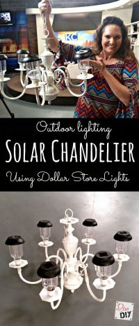 25+ best ideas about Make A Chandelier on Pinterest