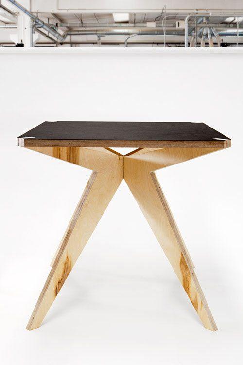 Best 10 Plywood table ideas on Pinterest  Plywood