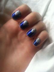 ideas homecoming nails