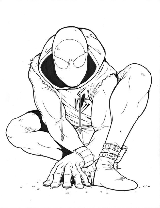 246 best images about Scarlet Spider on Pinterest
