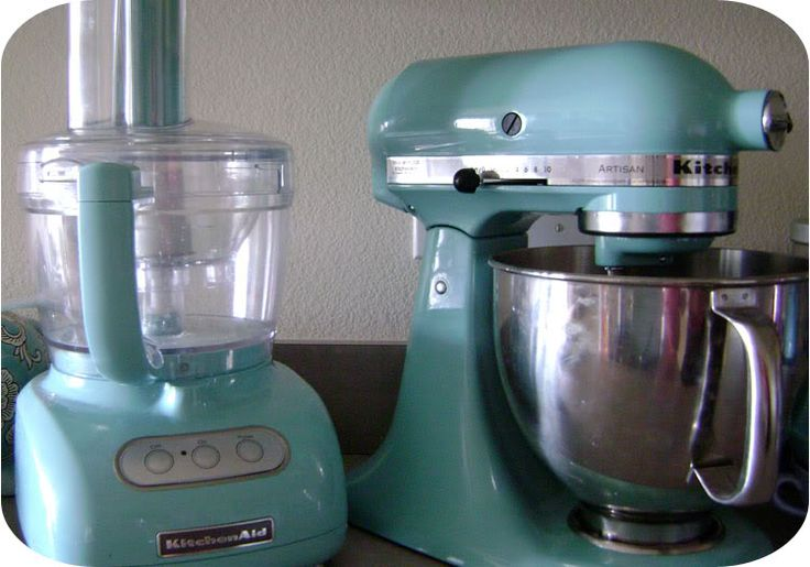 I Have These Two Kitchenaid Appliances On My Counter And I