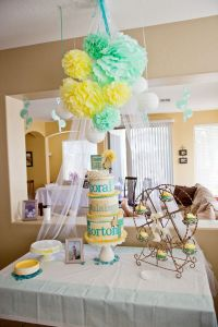 Best 25+ Teal Baby Showers ideas on Pinterest | Teal ...