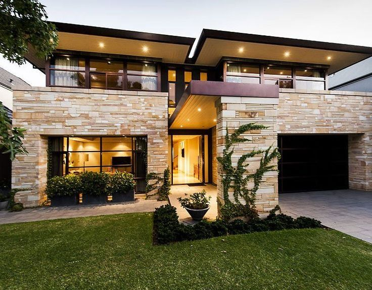 25 best ideas about Modern Houses on Pinterest  Luxury modern homes Beautiful modern homes