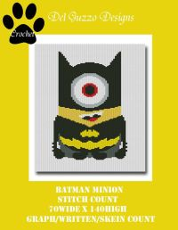 17 Best images about MINIONS Crochet patterns with graph ...