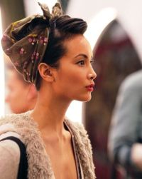 17 Best ideas about Scarf Hairstyles on Pinterest | Hair ...