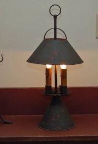 Primitives- Primitive country Lighting-primitive lamps ...