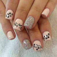 25+ Best Ideas about Cheetah Nails on Pinterest