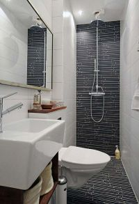 25+ Best Ideas about Small Narrow Bathroom on Pinterest ...