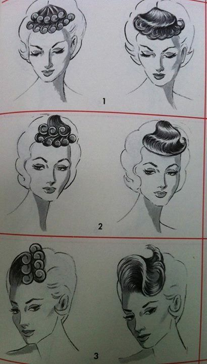 pin curl diagram electrical wiring two lights one switch marilyn monroe