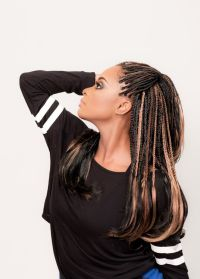 97 best images about Microbraids on Pinterest | Black ...