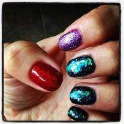 ideas disney manicure