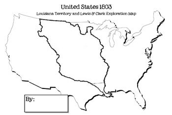 17 Best ideas about Lewis And Clark Map on Pinterest