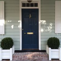 25+ Best Ideas about Navy Front Doors on Pinterest | Blue ...