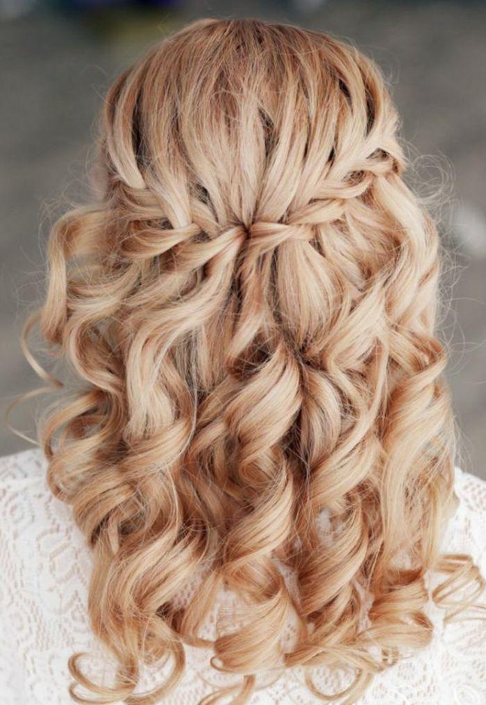 Die Besten 25 Frisuren Mittellang Lockig Ideen Auf Pinterest
