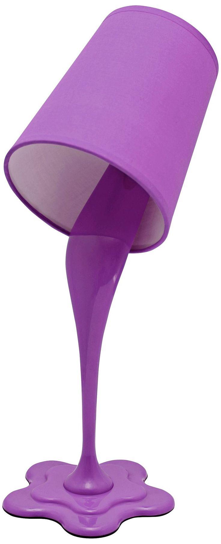 1000 ideas about Purple Lamp on Pinterest  Purple Home