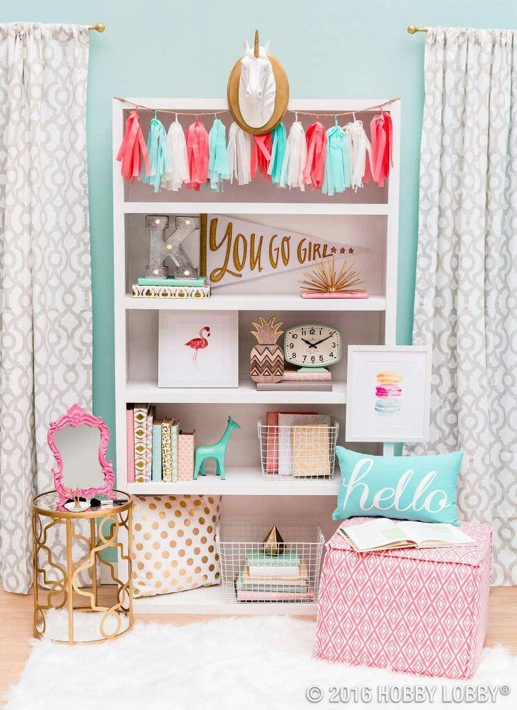 Best 25 Teen room decor ideas on Pinterest  Room ideas for teen girls Small bedroom ideas for