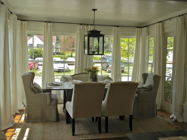 Best 20+ Sunroom Window Treatments ideas on Pinterest