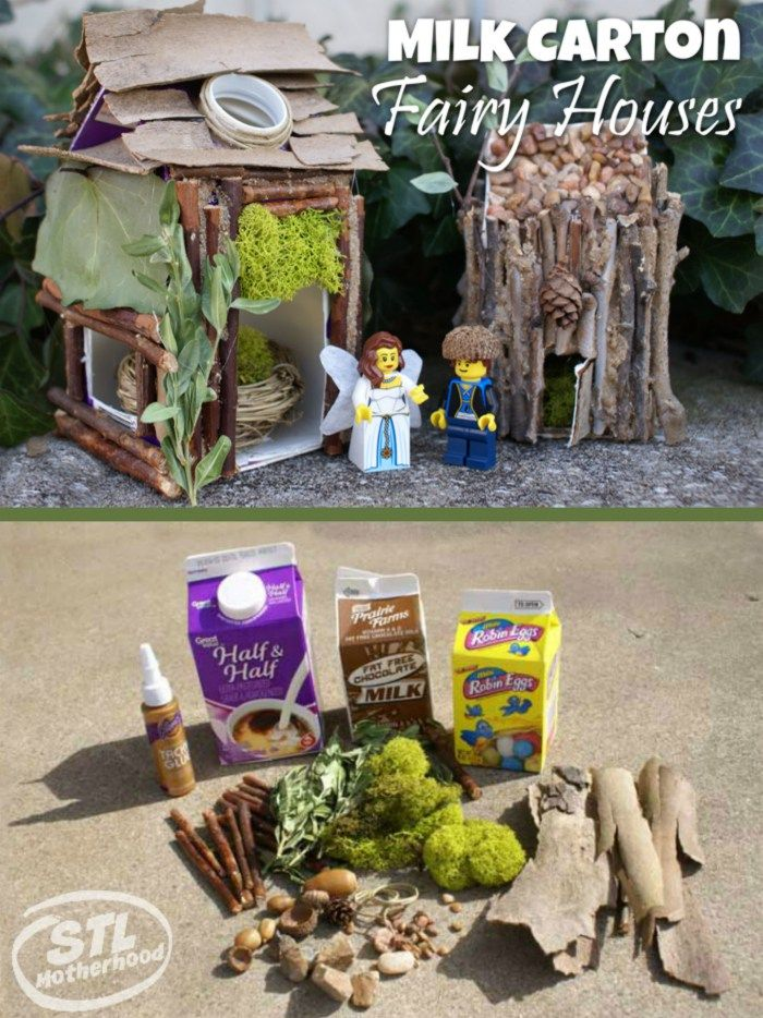 Fairy House Ideas - Fairy house ideas diy