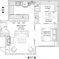 The 25+ best Guest house plans ideas on Pinterest   Guest ...