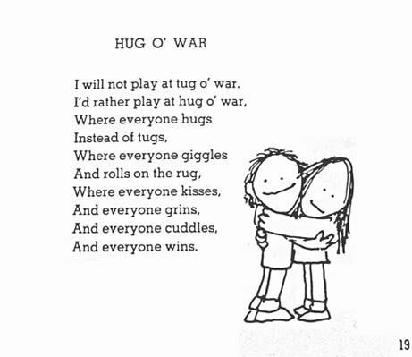 One of my favorite poems from