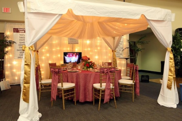 Booth by A Special Event - winner of Vendor's Choice Award ...