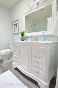 17 Best ideas about Grey White Bathrooms on Pinterest ...