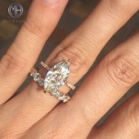 25+ best Marquise engagement rings ideas on Pinterest