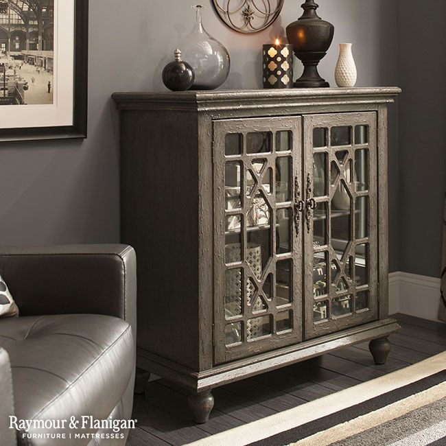 decorating ideas for living rooms with grey walls home room interior design the sullivan accent cabinet makes a great addition to ...