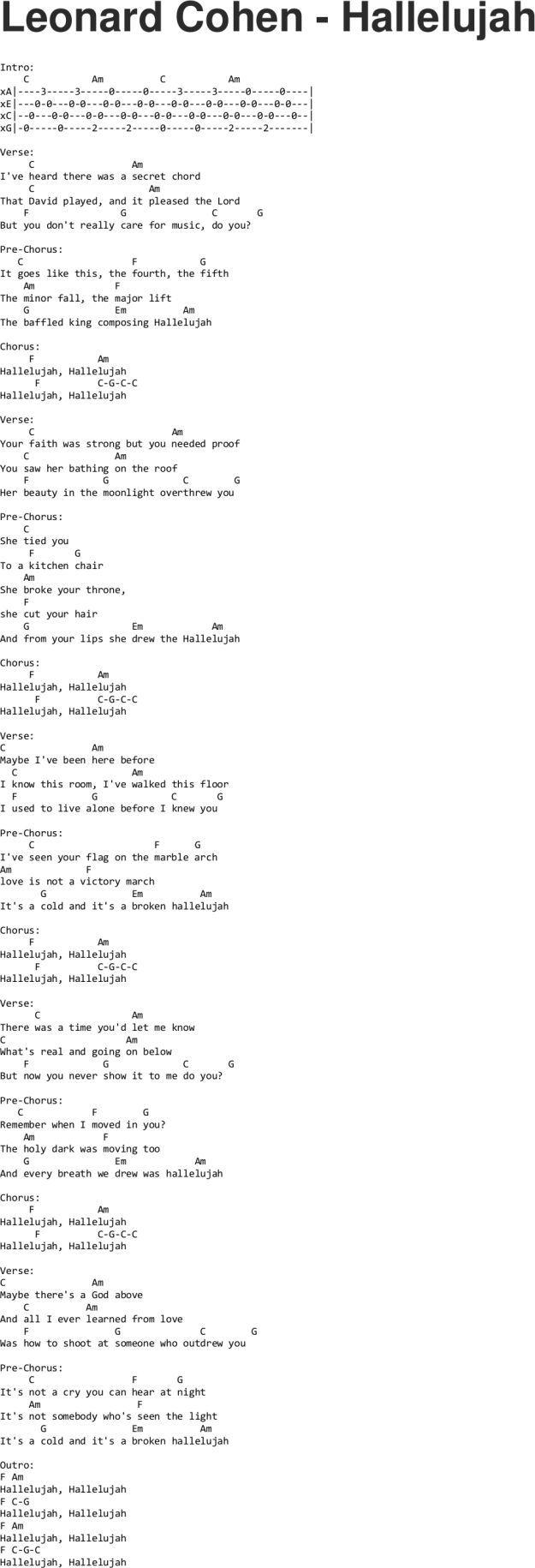 1000+ images about Sheet Music, Lyrics, Cords on Pinterest