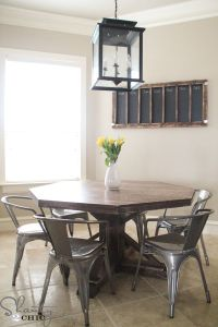 Diy Round Kitchen Table Plans - WoodWorking Projects & Plans