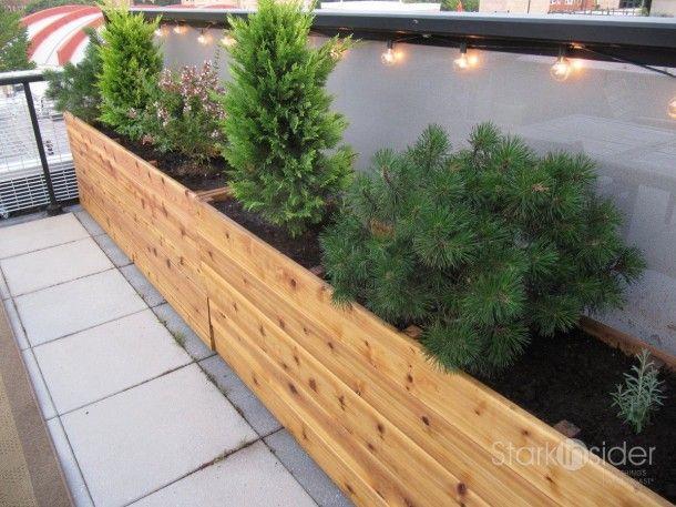 25 Best Ideas About Planter Box Designs On Pinterest