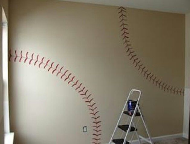 25 Best Ideas About Sports Theme Bat On Pinterest Man Cave Room Kids And Baseball Bedrooms