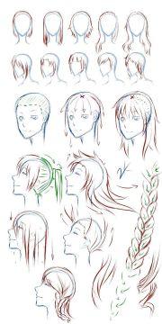 apprendre dessiner le visage