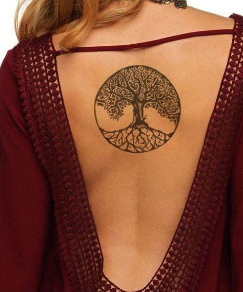 Best 25+ Celtic Tree Tattoos Ideas On Pinterest