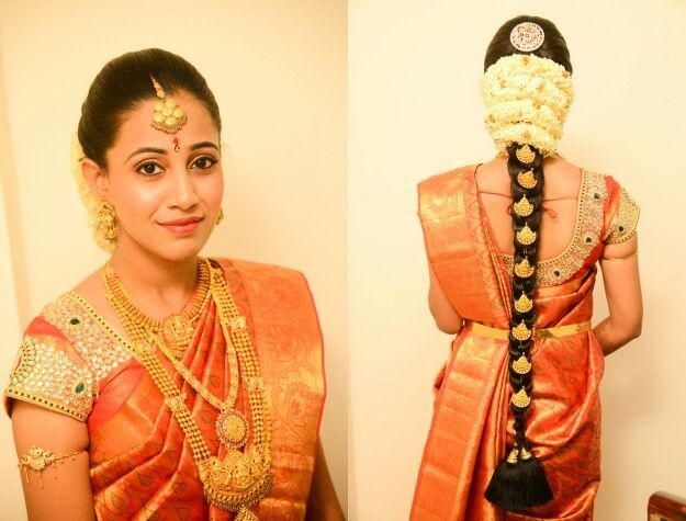 Indian bridal looks: Telugu bride