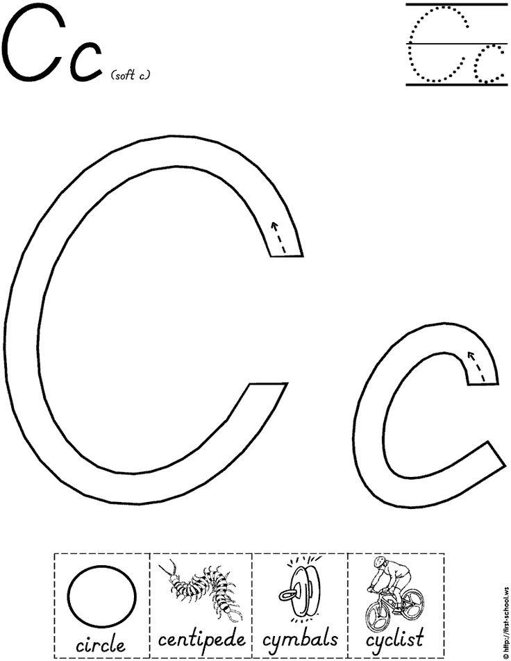 130 best Letter C Crafts images on Pinterest
