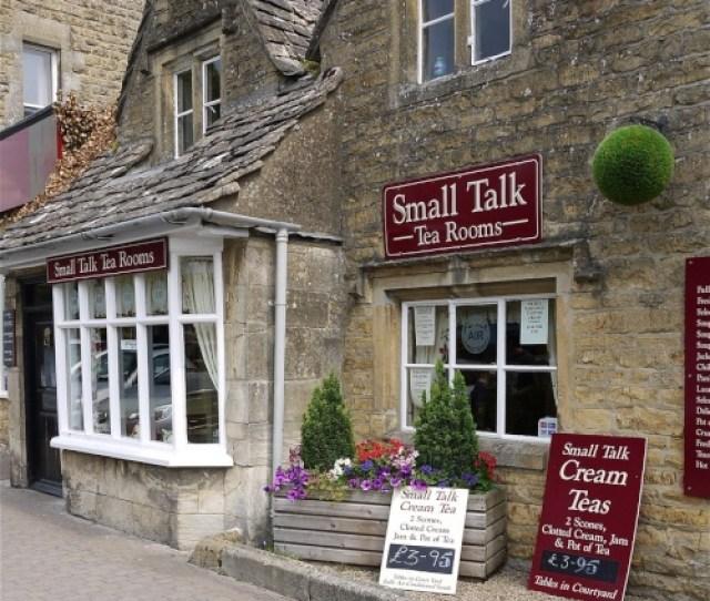 Small Talk Tea Rooms U K