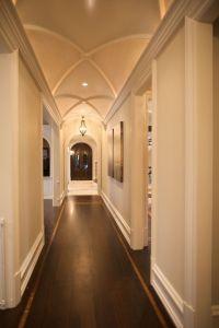 hallway barrel vaulted cove lighting | Favorite Places ...